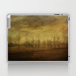 The upside world Laptop & iPad Skin