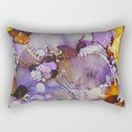 Royal Fans Ink #13 Rectangular Pillow