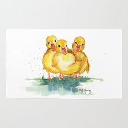 Little Ducks Rug
