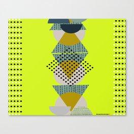 Tilts Canvas Print