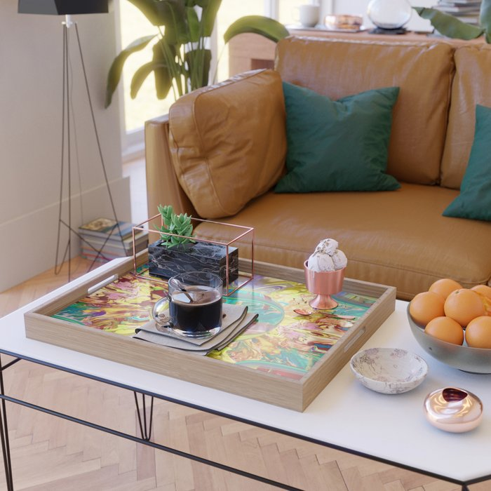 Jean Serving Tray