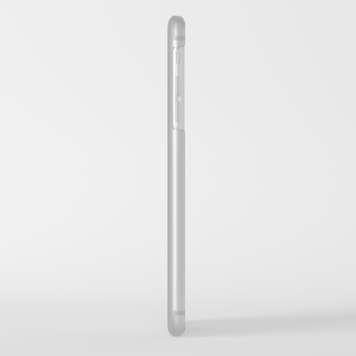 Channel Island living Clear iPhone Case