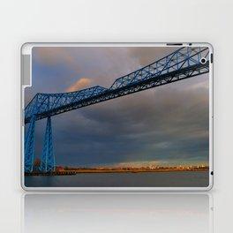 Middlesbrough Transporter Bridge Laptop & iPad Skin
