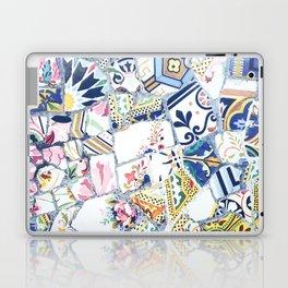 Gaudi Park Guell Mosaic Laptop & iPad Skin