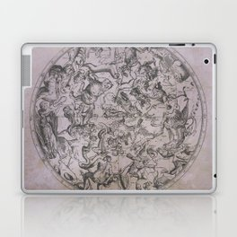 Vintage Constellations & Astrological Signs   Beetroot Paper Laptop & iPad Skin