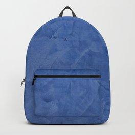 Tuscan Blue Plaster Backpack