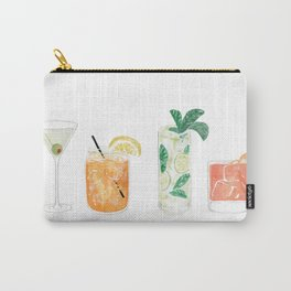 Colorful cocktails Carry-All Pouch