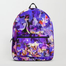 Plums and Peaches Backpack