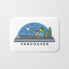 Vancouver Bath Mat