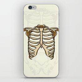 Thorax iPhone Skin