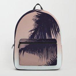 Palm Sunrise Backpack