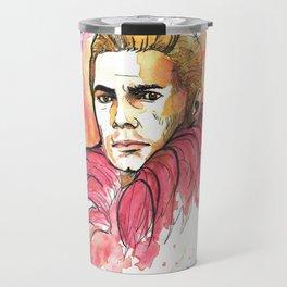 Commander Cullen remembers Travel Mug