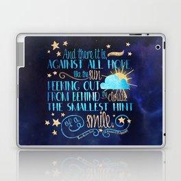 These Broken Stars - Smile Laptop & iPad Skin