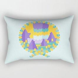Mega-Yeti Rectangular Pillow
