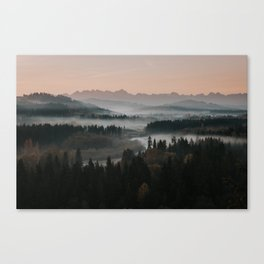 Good Morning! - Landscape and Nature Photography Canvas Print