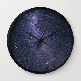 Milky Way 01 Wall Clock