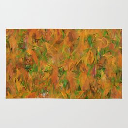 Autumnal Tints #1 Tapestry Astronomy Print Science Art Wall Art Rug