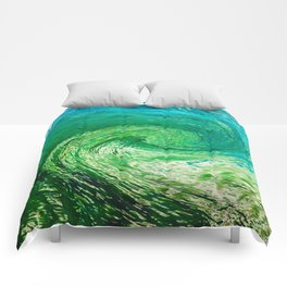 Abstract 64 Comforters