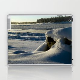 Rock on Mackenzie Shore Laptop & iPad Skin
