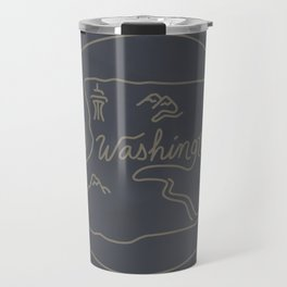Washington State Travel Mug
