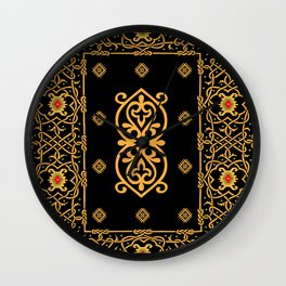 pattern of the past 1 Wall Clock