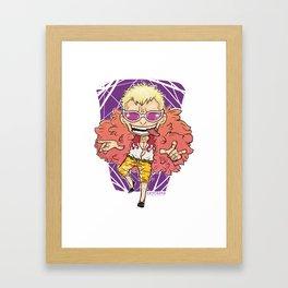 Lil' Doffy Framed Art Print