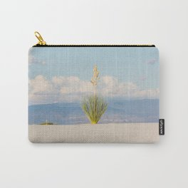White Sands, No. 3 Carry-All Pouch