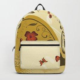 Art Flowers V13 Backpack