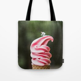 Go! Ice Cream! Tote Bag