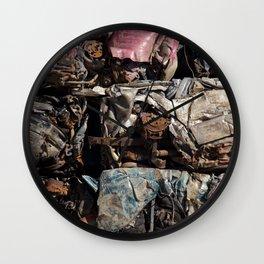 Junk or Art 2 Wall Clock