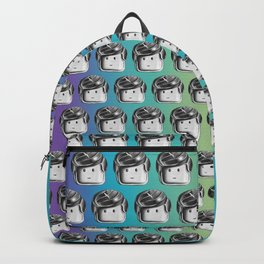Minifigure Pattern - Cool Backpack