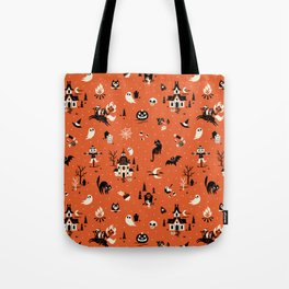 Lil Spookies Tote Bag