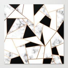 Marble III 003 Canvas Print