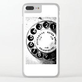 Telefon Clear iPhone Case