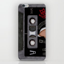 Bad-The Tape iPhone Skin
