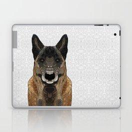 Malinois - Belgian Shepherd Laptop & iPad Skin