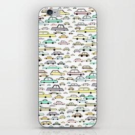 Cars iPhone Skin