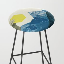 Moving Mountains Bar Stool