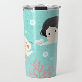 Reylo Mermaid Travel Mug
