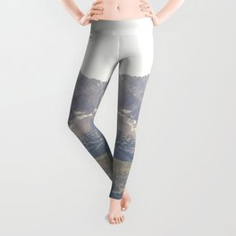 Western Mountain Ranch Leggings
