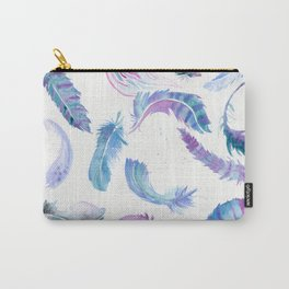 Magic Feathers  Carry-All Pouch
