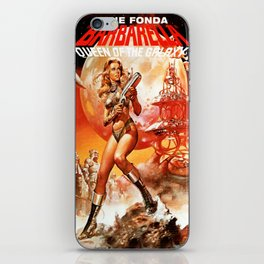 Queen Of The Galaxy iPhone Skin