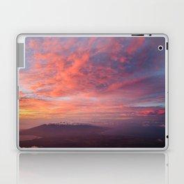 Haleakala Summit Sunset Laptop & iPad Skin
