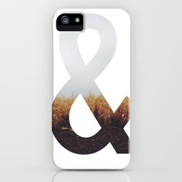 Ampersand Project - Corn iPhone Case