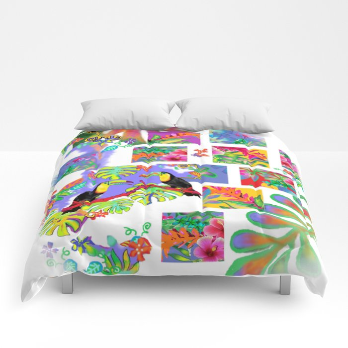 Tucan Park Comforters