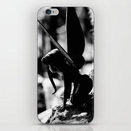 SILVERMIST - BW iPhone Skin