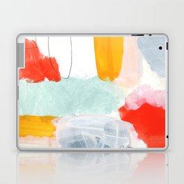 abstract painting XVI Laptop & iPad Skin