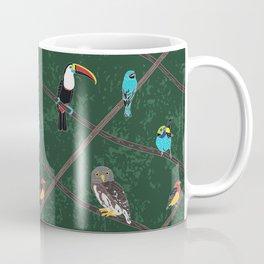 Crossed Branches Coffee Mug