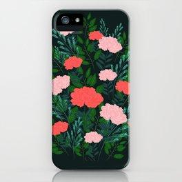 Peonies of Joy iPhone Case