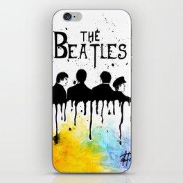 60's Rock Band iPhone Skin